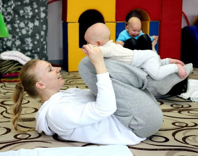 Занятия для детей до года в Витебске