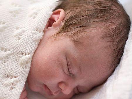 Подергивания ребенка во сне