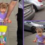 Гениальная девочка (2) распознает марки автомобилей по эмблеме