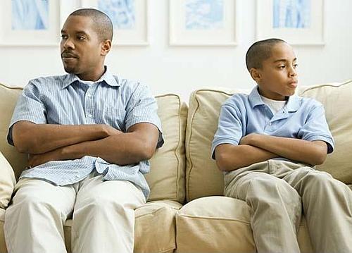 Непослушные сыновья