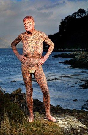 Ланц Брайшке – человек-леопард