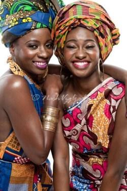 Африканские приветствия
