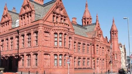 Городской суд Бирмингема