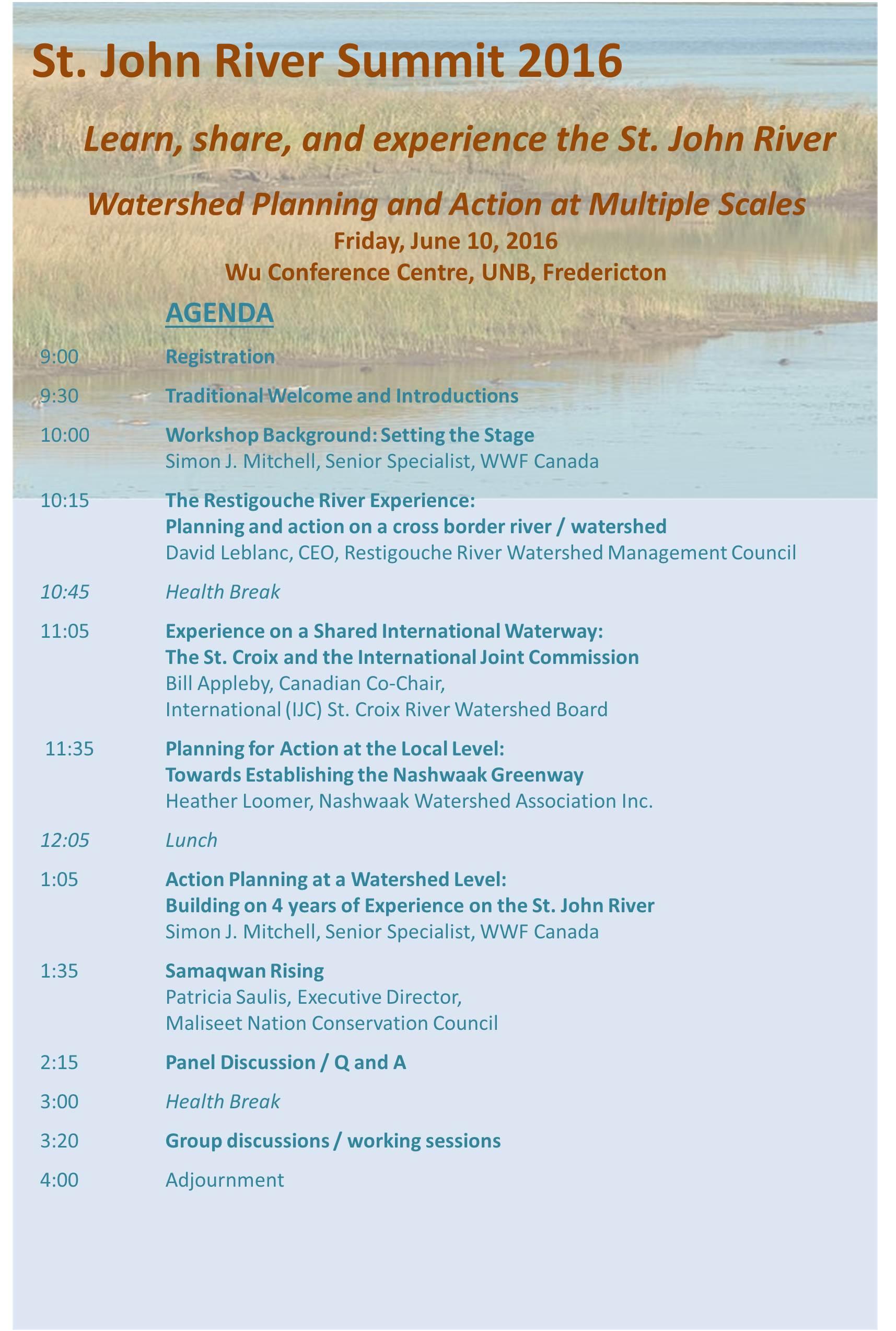 summit agenda_May 16