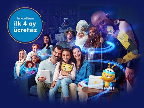 Turkcell Ücretsiz Ev İnterneti Kampanyası