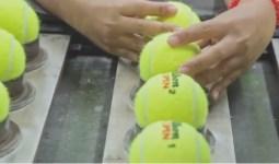 Tenis Topunun Yapım Serüveni