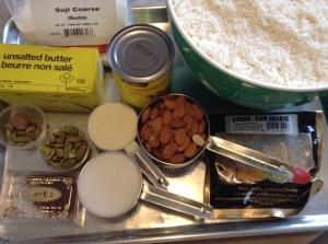 Tapra Pak Ingredients