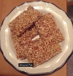 Almond Pak