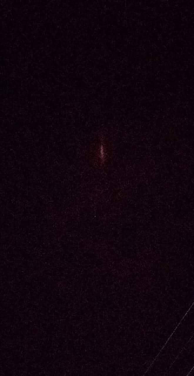 """مختص يتحدث عن """"الضوء الأحمر"""" في سماء ذي قار وميسان (صورة)"""