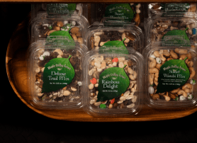 nut mix, packaged nut mixes, breakroom snacks, employee snacks, workplace snacks, Maple Valley Farms,