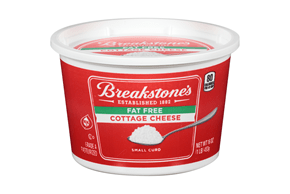 Breakstones Small Curd Fat Free Cottage Cheese