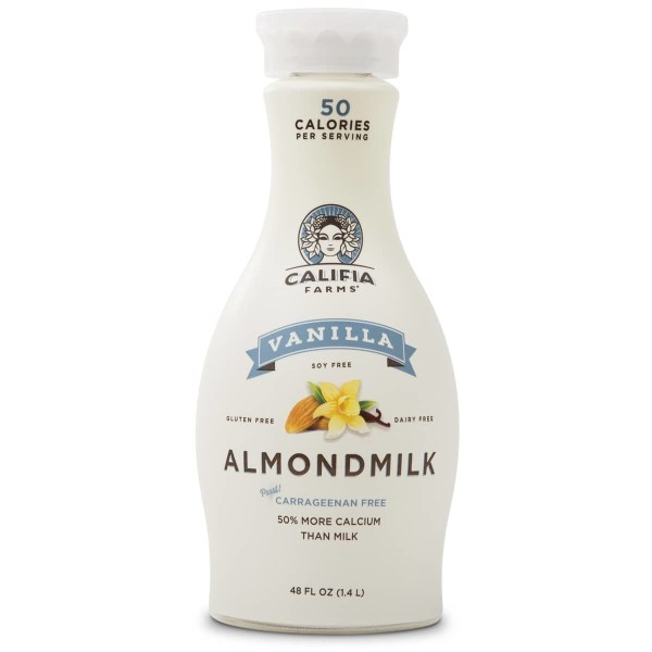Shop - Califia Farms: Vanilla Almondmilk 48oz