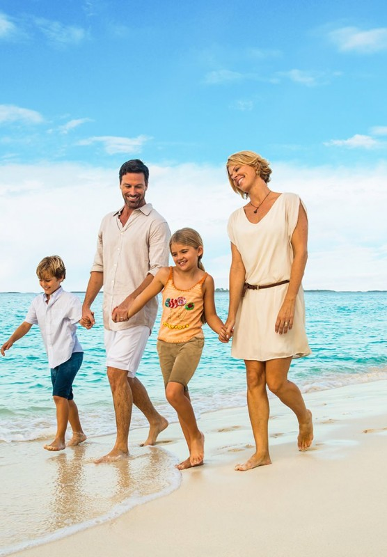 5 Reasons Your Next Family Vacation Should Be In The Bahamas