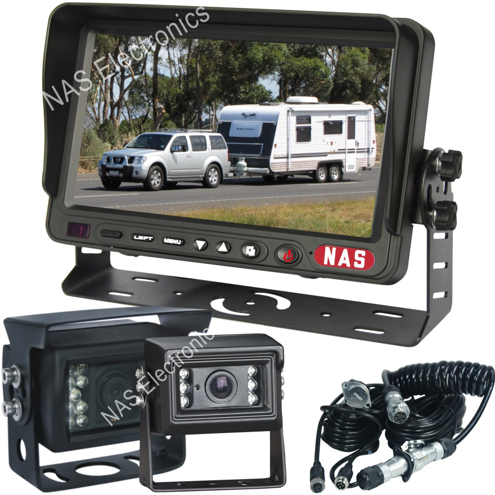 Towing Reversing Camera Kit