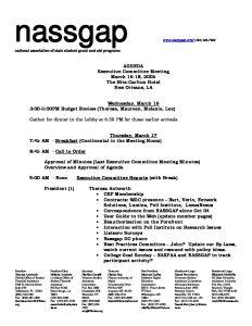 Exec Comm Agenda Spring 2005 pdf 1 232x300 - Exec-Comm-Agenda-Spring-2005