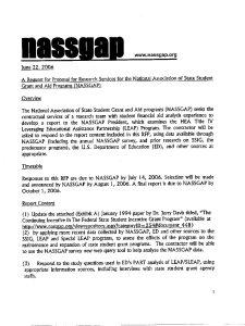 NASSGAP LEAP Research RFP 2006 1 pdf 1 225x300 - NASSGAP-LEAP-Research-RFP-2006-1