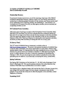 NASSGAP Pres Update pdf 1 - NASSGAP-Pres-Update-pdf-1