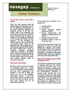 NASSGAP Washington Dateline March 2010 pdf 1 232x300 - NASSGAP_Washington_Dateline_March_2010