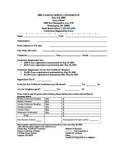 2005 Spring Conference Registration Form pdf 232x300 - 2005-Spring-Conference-Registration-Form