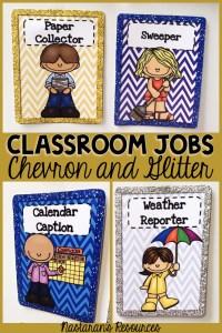 Chevron Classroom Jobs