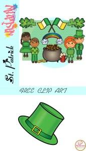 St. Patrick Clip Art Free