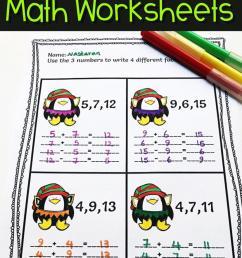 1st Grade Math Worksheets Printable   www.robertdee.org [ 1280 x 828 Pixel ]