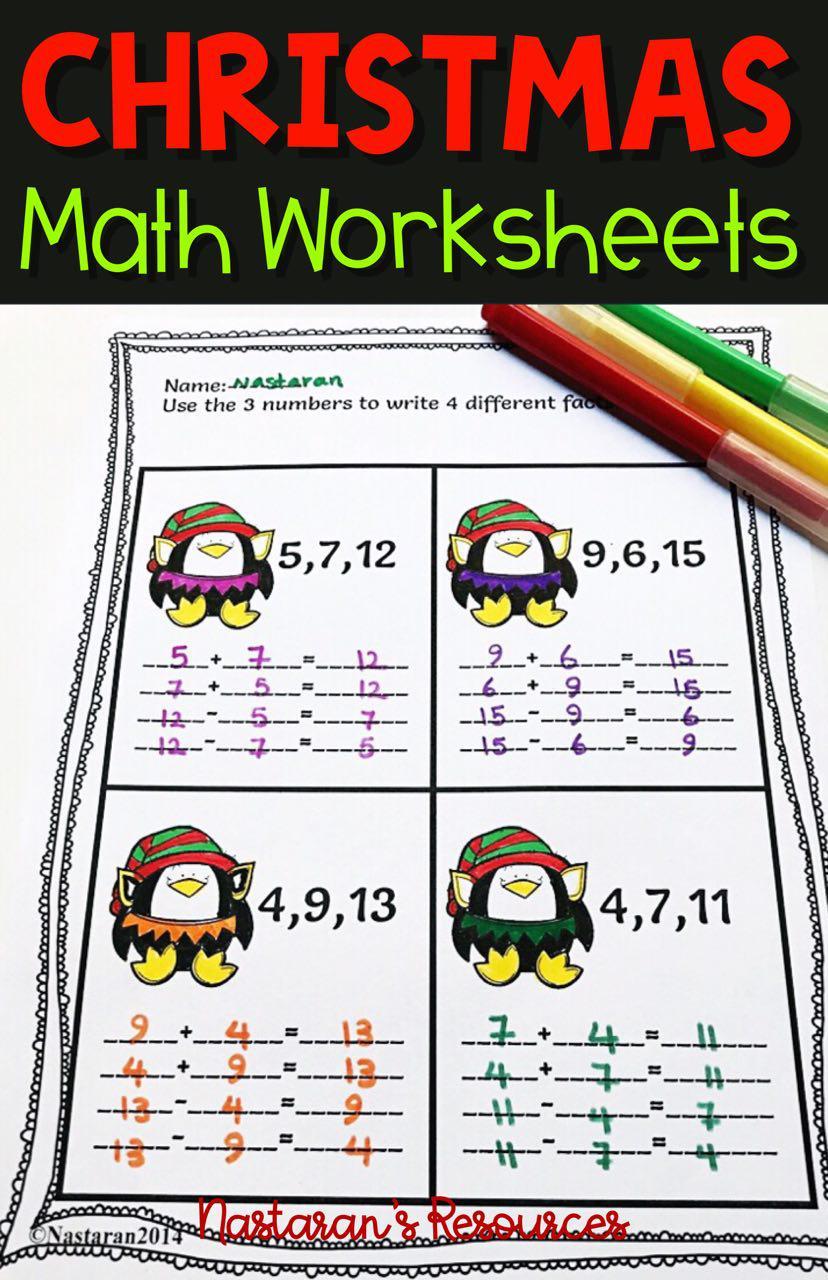 medium resolution of Math Worksheets For 1st Graders   www.robertdee.org