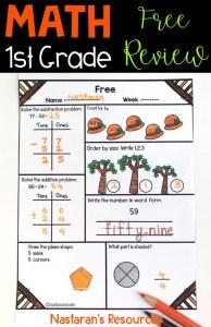 Daily Math Freebie 4