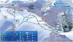 Mapa-ski-staza-Stara Planina