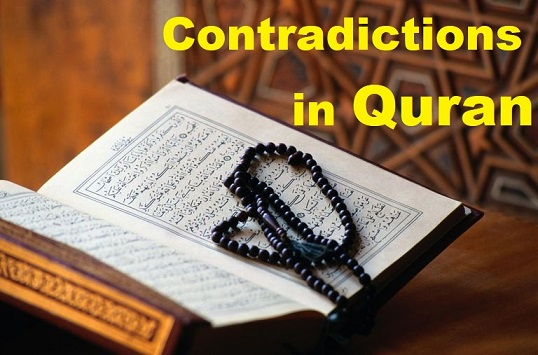 Contradictions in the Quran