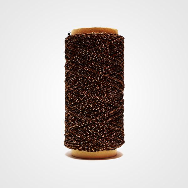vergola glitter marrone bronzo