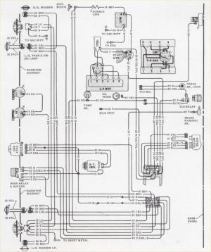 1972 camaro wiring