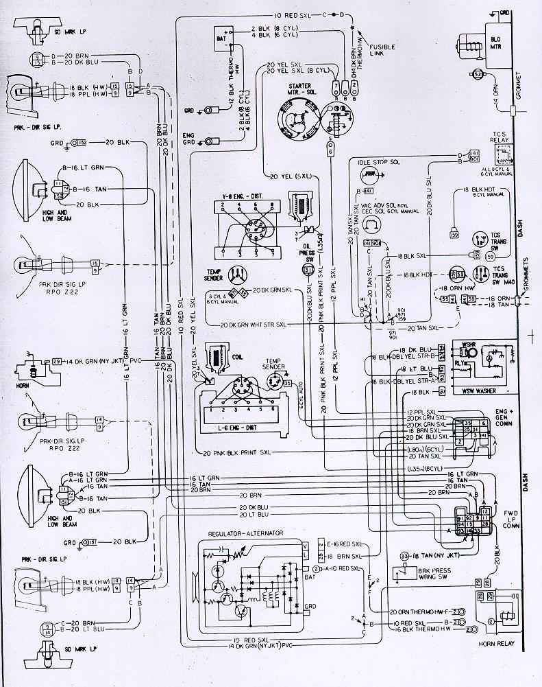 medium resolution of wiring diagram for 1973 camaro z28 wiring diagram schemacamaro wiring u0026 electrical information wiring diagram