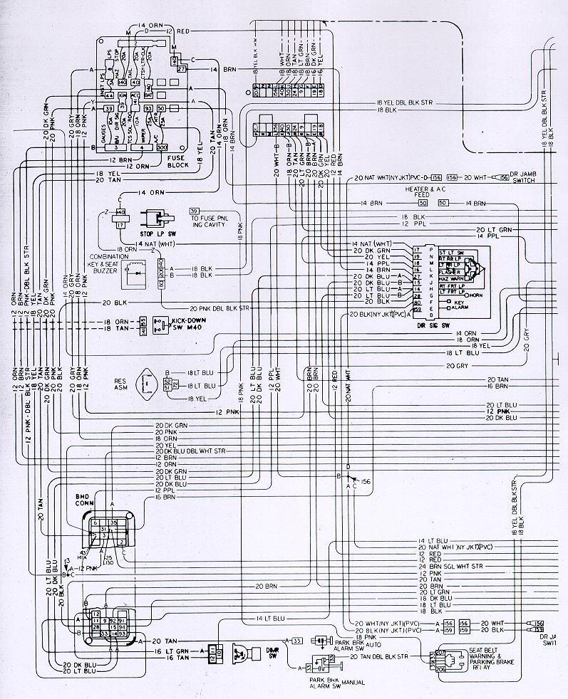 1979 pontiac trans am ac wiring diagram 2003 dodge dakota parts 1980 manual e books 1973 camaro diagramcamaro u0026 electrical information1973