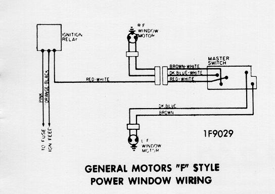 electric rear window defroster wiring diagram