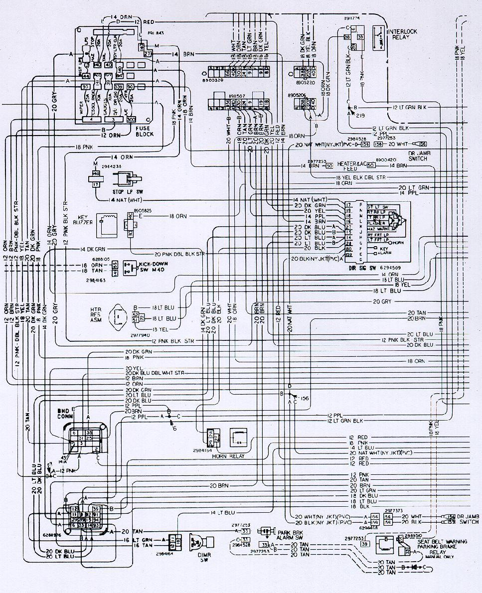 medium resolution of instruments dash 74 camaro wiring electrical information instruments dash 74 1980 trans am headlight wiring diagram