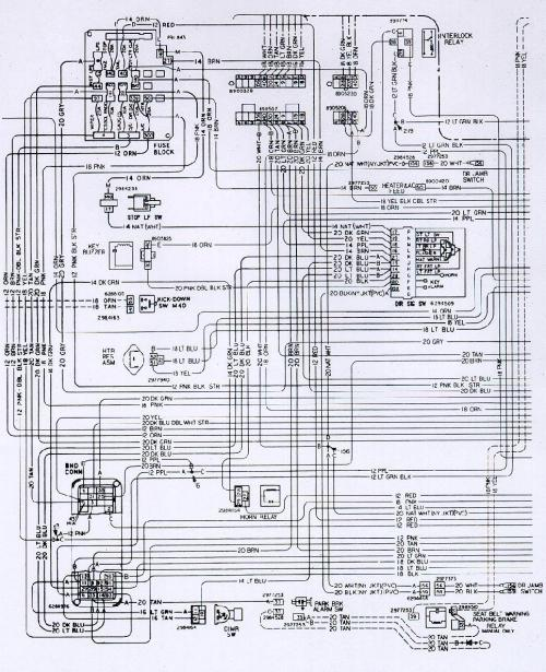 small resolution of 1967 chevy camaro rs wiring diagram detailed schematics diagram rh jppastryarts com 1970 chevy el camino