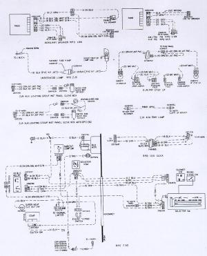 Camaro Wiring & Electrical Information