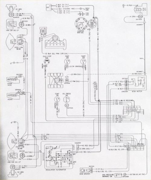 small resolution of 1984 dodge 318 ignition wiring diagram