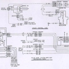 Electric Light Wiring Diagram Lewis Dot Of Ammonia Nh3 Camaro Electrical Information Cruise Pulse Wipers 1978