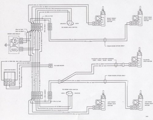 small resolution of 64 corvette tail light wiring diagram