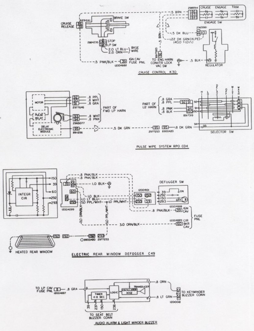 hight resolution of camaro wiring electrical information 1980 z28 air induction wiring diagram