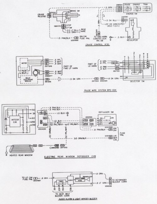 small resolution of camaro wiring electrical information 1980 z28 air induction wiring diagram