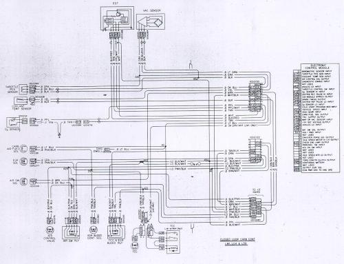 small resolution of 1991 firebird fuse diagram