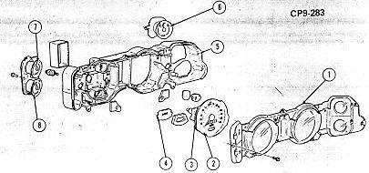 Camaro Dashboard Restoration and information
