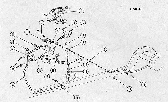 Chevy Camaro Brake System Information and Restoration Guide
