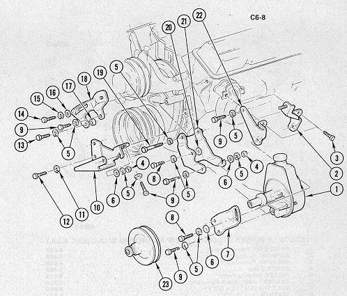 Camaro Steering Systems Information and Restoration
