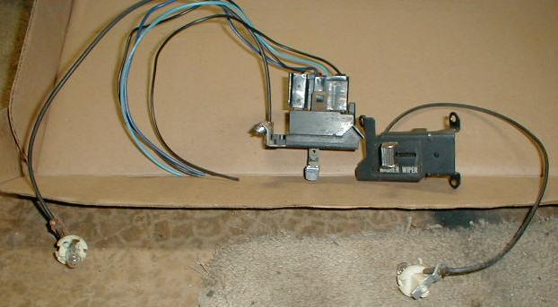 wiring diagram for light bar without relay 1999 ford ranger engine wiper switch: 75-78 camaro (new nos ) w/out hidden/recessed wipe, us gm service parts