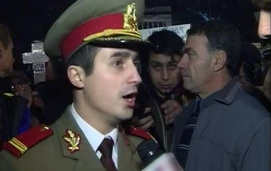 Ofiterul Alexandru Gheorghe