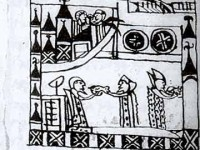 codex rohonczi pagina 16 a1 200x150 Misterul CODEXULUI ROHONCZI: un fals sau limba scrisa a dacilor? (VIDEO)
